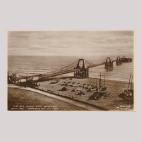 Picture of the old pier